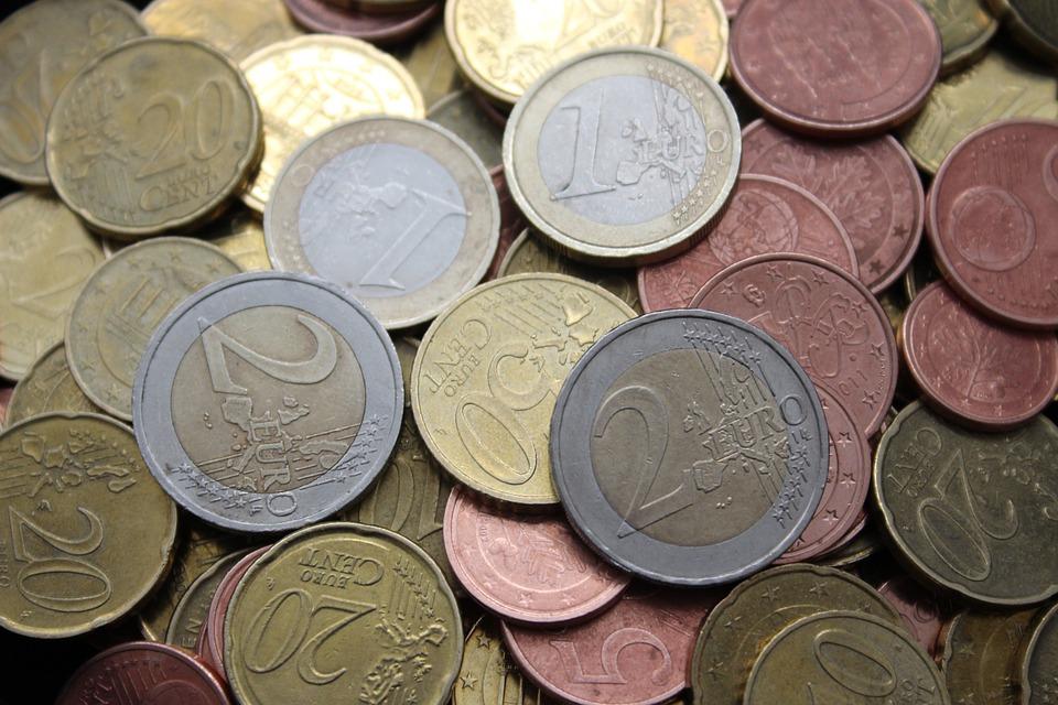 evropské peníze