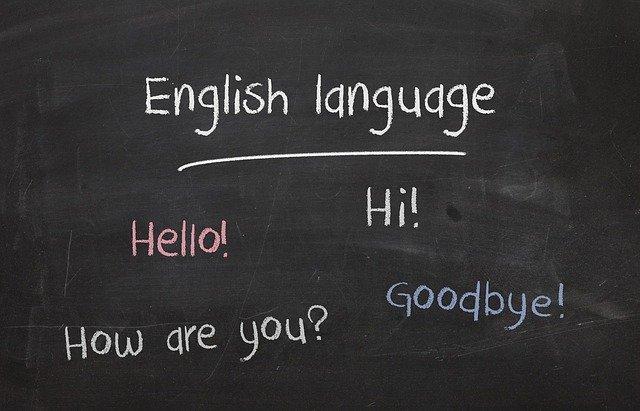 anglické pozdravy