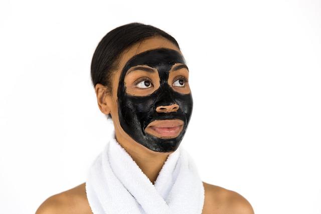 čená maska