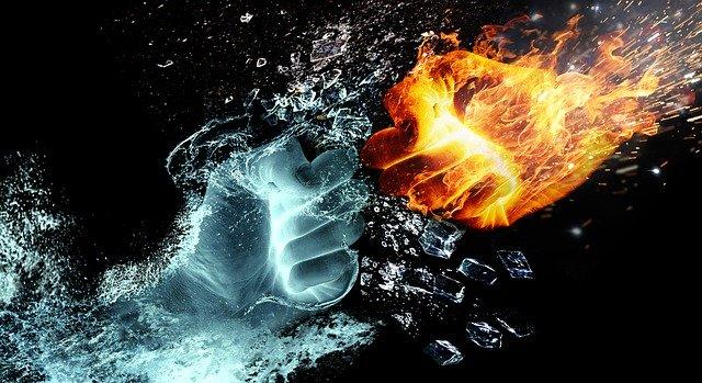 dvě ruce